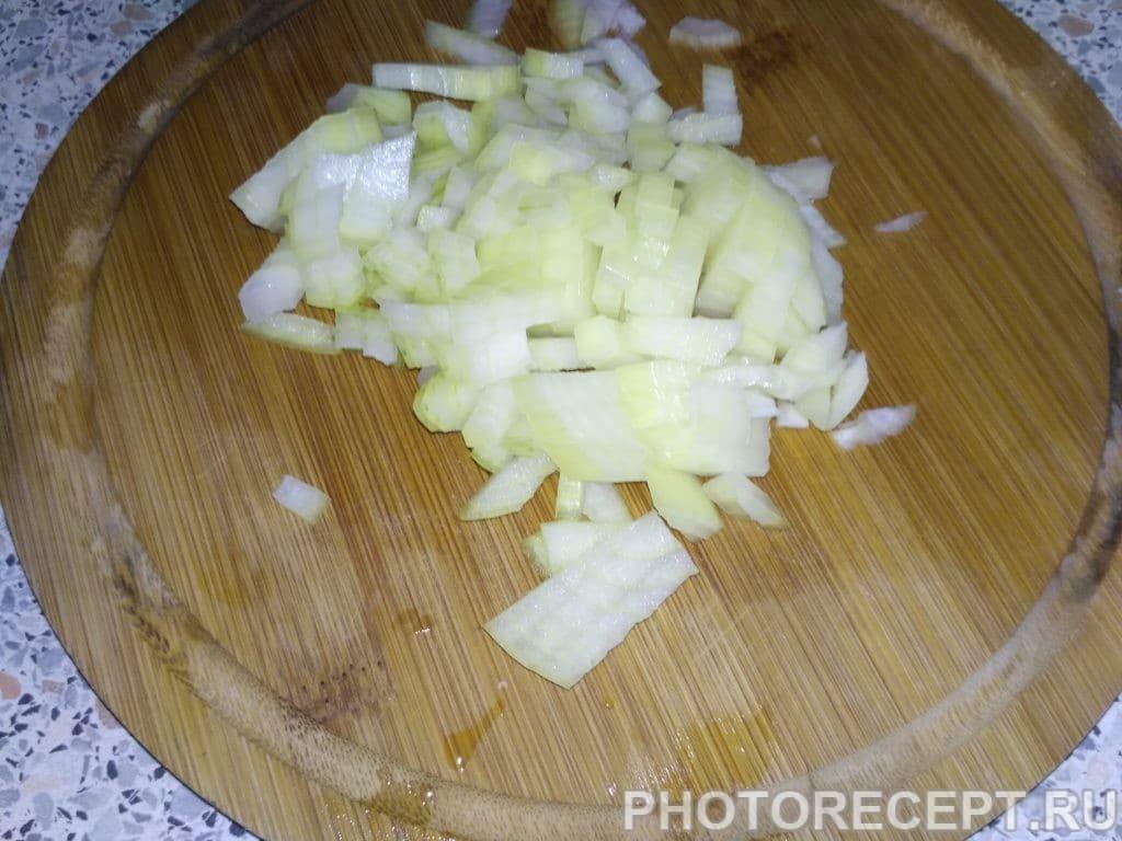 Фото рецепта - Супчик гороховый с копчёностями - шаг 5