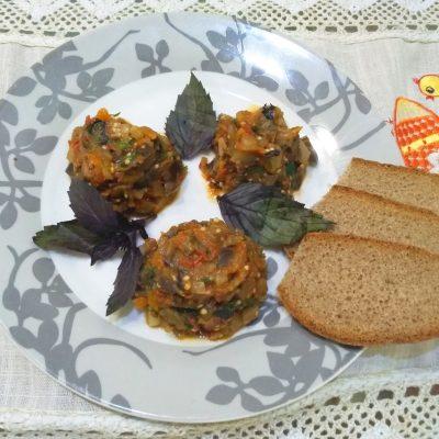 Невероятно легкое и нежное соте из баклажан - рецепт с фото