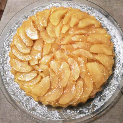 Пирог «Татен» - рецепт с фото