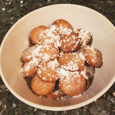 Печенье сахарное «Простое» - рецепт с фото