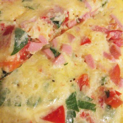 "Пицца ""Минутка"" на сковородке - рецепт с фото"