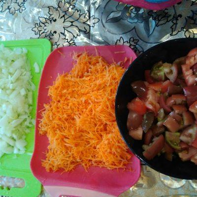 Фото рецепта - Картофельные корзинки с секретом - шаг 2