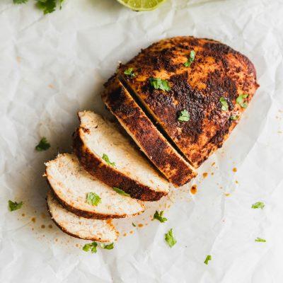 Буженина из куриной грудки, в духовке - рецепт с фото