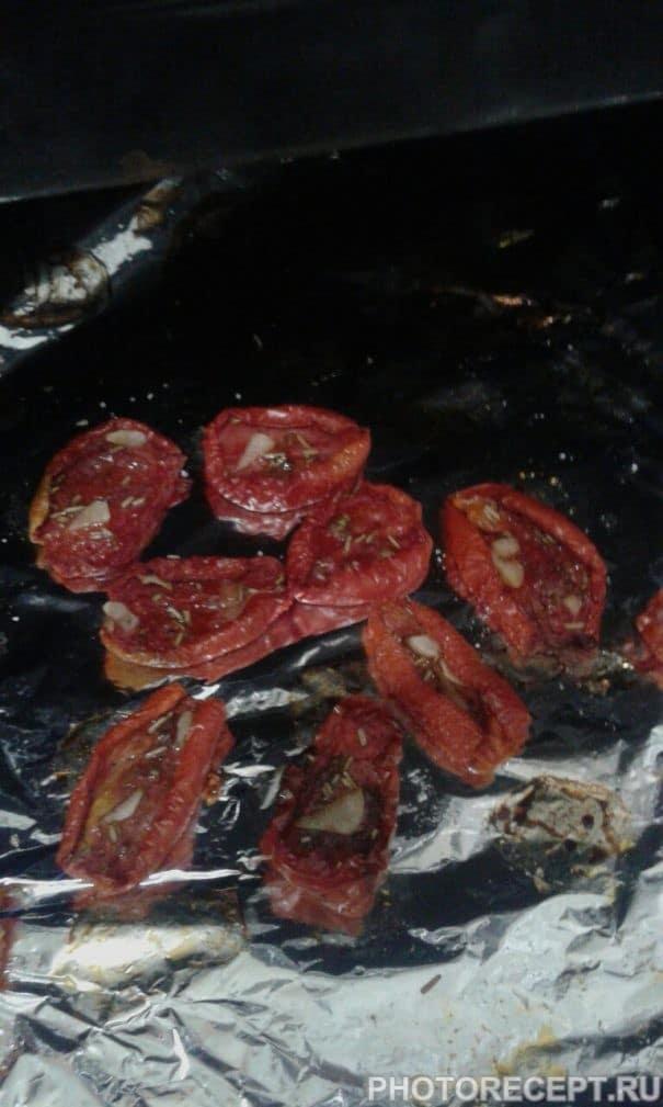 Фото рецепта - Вяленые помидоры в домашних условиях - шаг 3