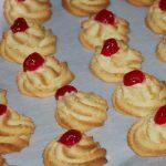 Рассыпчатое домашнее печенье