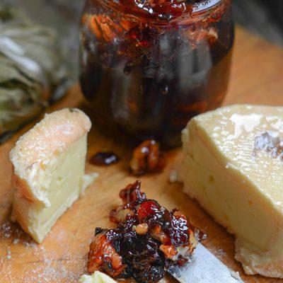 Варенье из спелых слив с орешками — любимая заготовка - рецепт с фото