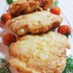 Растрёпки — вкусные куриные оладьи
