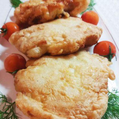Растрёпки — вкусные куриные оладьи - рецепт с фото