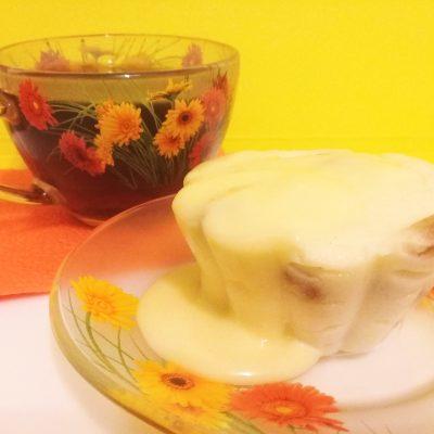 Манные мини-пудинги - рецепт с фото