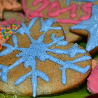 Имбирное печенье на масляном тесте - рецепт с фото