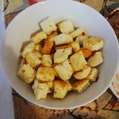Фото рецепта - Сырные щи - шаг 9