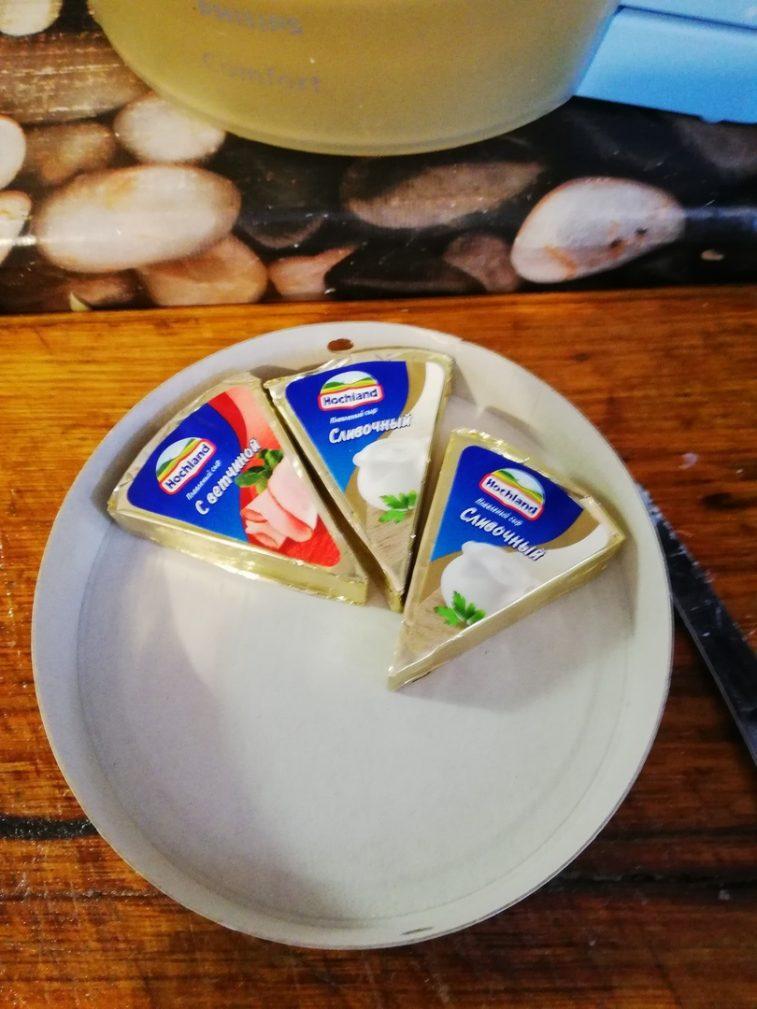 Фото рецепта - Сырные щи - шаг 7