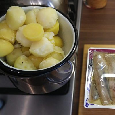 Как правильно сварить вкусный картофель - рецепт с фото