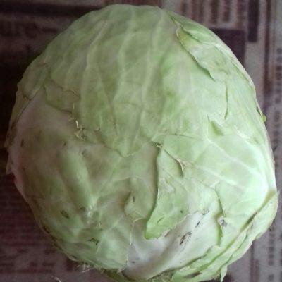 Фото рецепта - Капуста тушеная с мясом - шаг 1