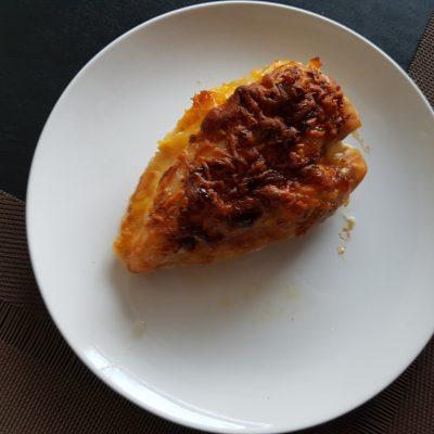 Фото рецепта - Куриное филе, фаршированное сыром - шаг 4