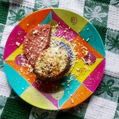 Яичница в картофеле по-селянски - рецепт с фото