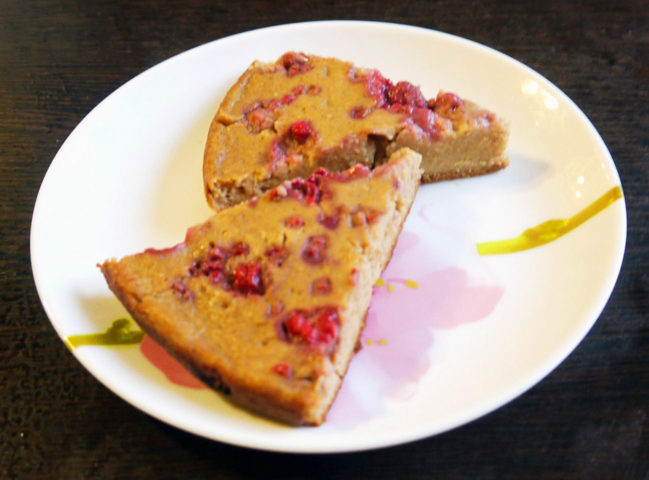 ПП-пирог с яблочным пюре в мультиварке