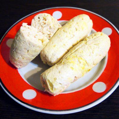 Куриные сосиски - рецепт с фото