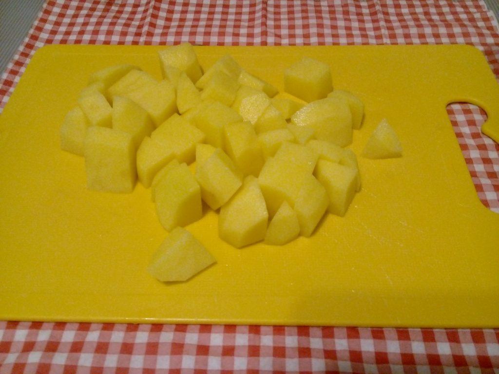 Фото рецепта - Борщ на бульоне из индейки со свежей капустой - шаг 5
