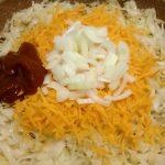 Фото рецепта - Картофельные пирожки с капустой - шаг 3