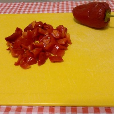 Фото рецепта - Борщ на бульоне из индейки со свежей капустой - шаг 7