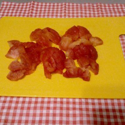 Фото рецепта - Борщ на бульоне из индейки со свежей капустой - шаг 8