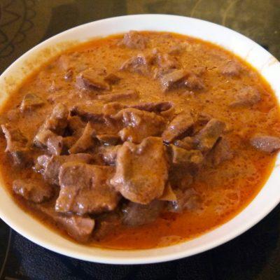 Индейка под соусом в мультиварке - рецепт с фото