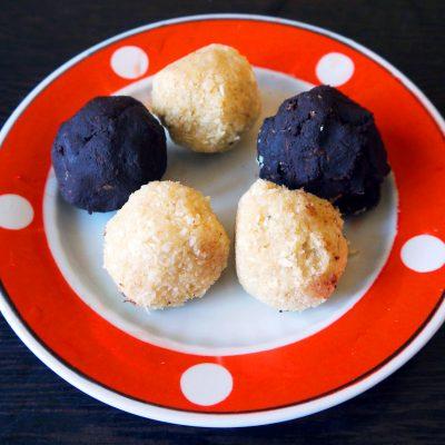 Конфеты а-ля Баунти - рецепт с фото
