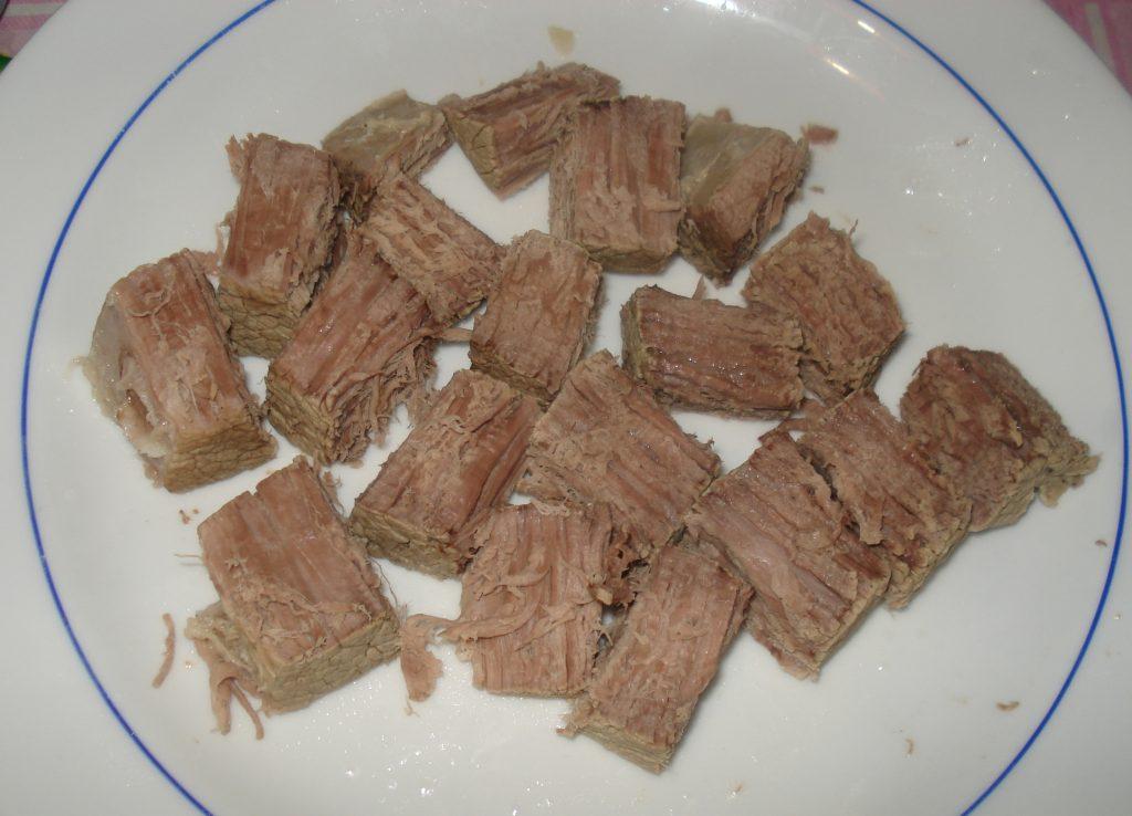 Фото рецепта - Гречневый суп на говядине, с предварительной обжаркой крупы - шаг 5