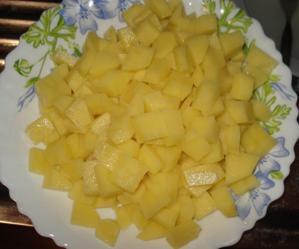Фото рецепта - Гречневый суп на говядине, с предварительной обжаркой крупы - шаг 3