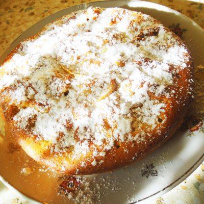Яблочный пирог тающий во рту - рецепт с фото