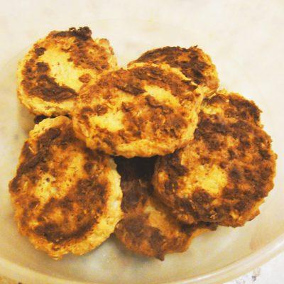 Овсяно-творожное печенье - рецепт с фото