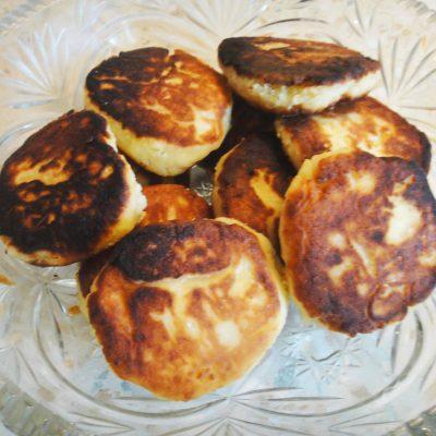 Сырники из творога на сковороде - рецепт с фото
