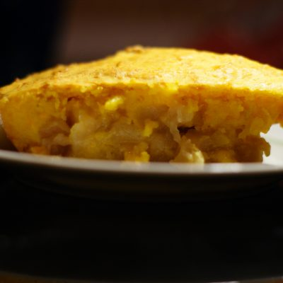 Пирог из тыквы - рецепт с фото