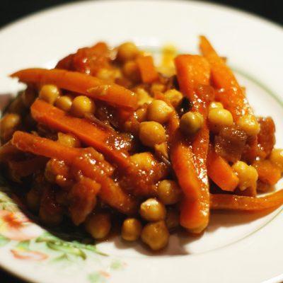 Ароматный соус с нутом - рецепт с фото