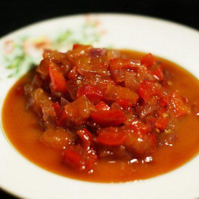 Индийский соус — Чатни - рецепт с фото