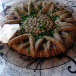 Запеканка-пирог из печени