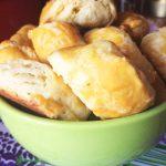 Бюджетное сырное печенье