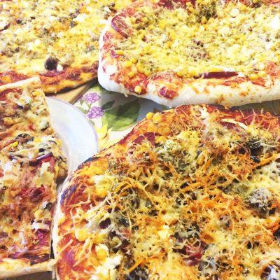 Пицца по-домашнему - рецепт с фото