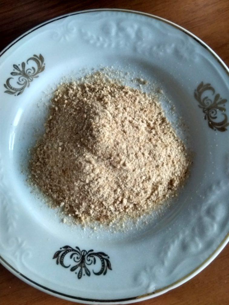 Фото рецепта - Цветная капуста в кляре и панировочных сухарях - шаг 3