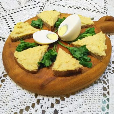 Очень нежный и ароматный паштет из чечевицы - рецепт с фото