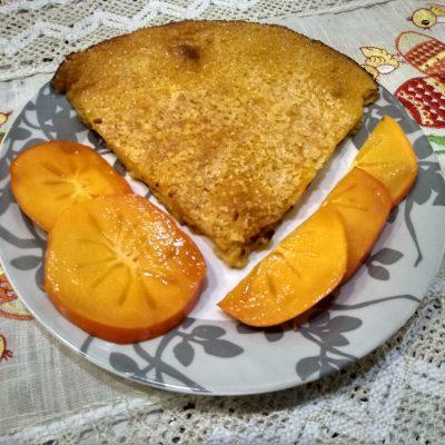 Суфле из тыквы — очень нежное - рецепт с фото