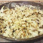 ПП-рецепт: Тушеная курица с грибами в молоке