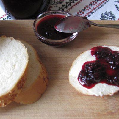 Варенье из замороженной ежевики - рецепт с фото