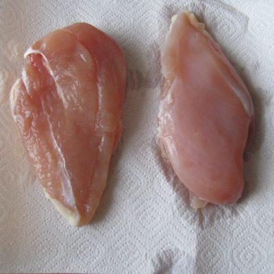 Фото рецепта - Сыровяленая куриная грудка - шаг 6