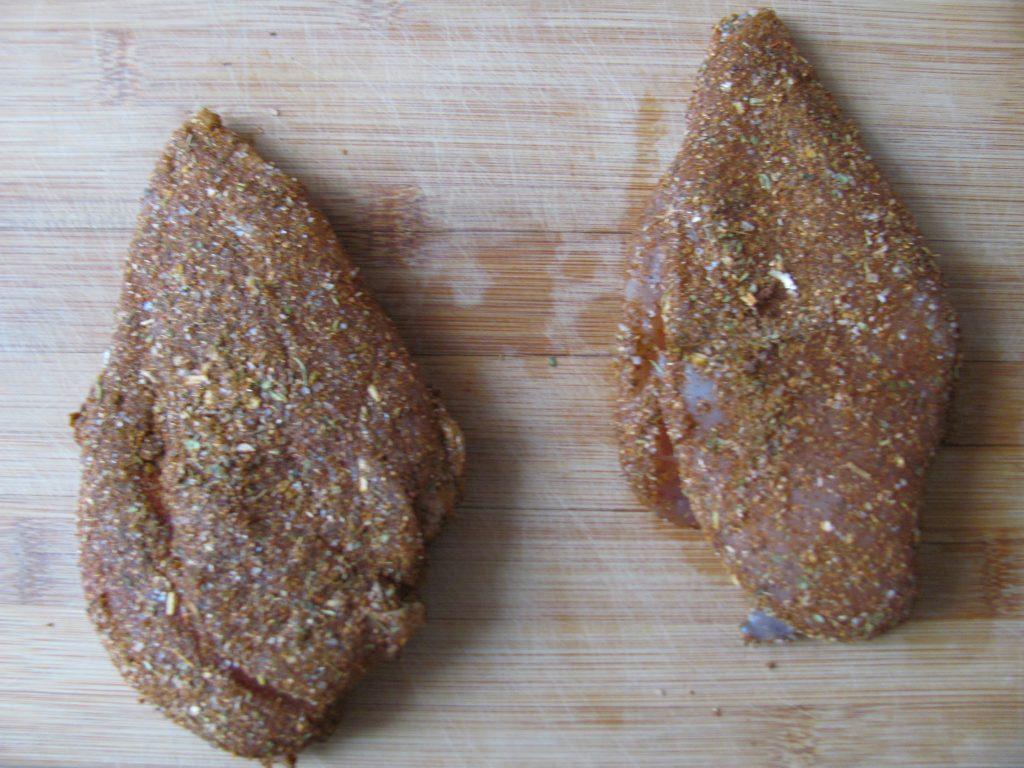 Фото рецепта - Сыровяленая куриная грудка - шаг 7