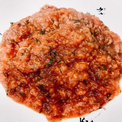 Овощное рагу из детства - рецепт с фото