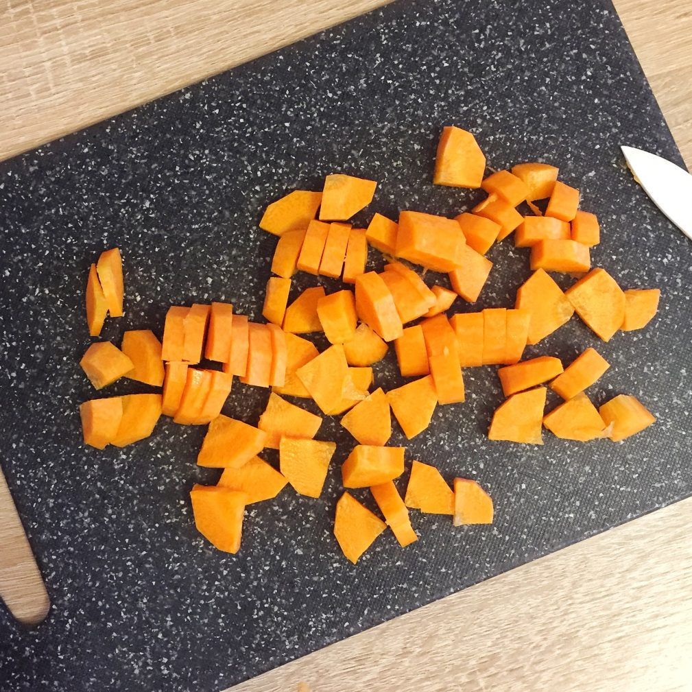 Фото рецепта - Овощной крем-суп - шаг 4
