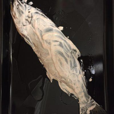 Фото рецепта - «Ленивая» горбуша с овощами в духовке - шаг 2