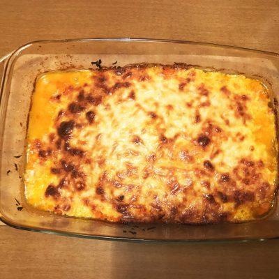 Горбуша «под шубой» - рецепт с фото